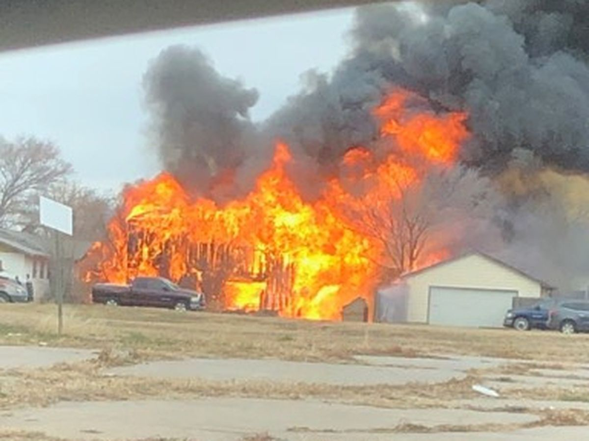 Fire that left Amarillo family without home ruled arson, investigation underway