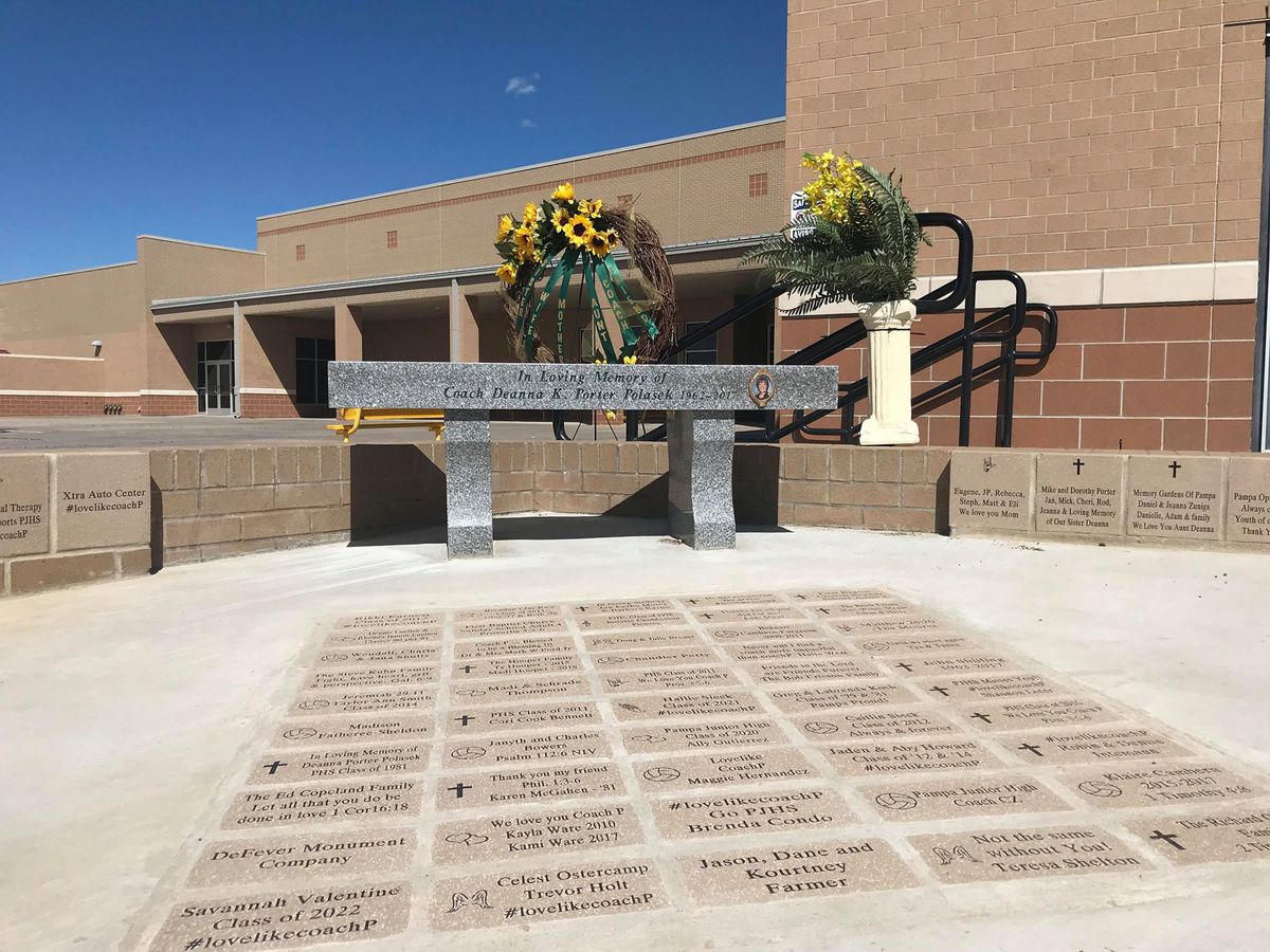 Pampa community remembers 'Coach P'