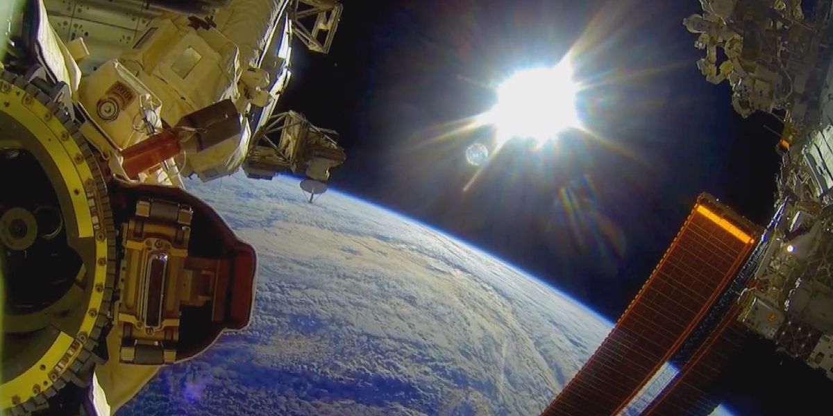 NASA astronauts dining on Thanksgiving meal thanks to Texas A&M