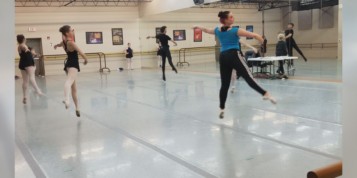 Lone Star Ballet is finding ways to keep kids dancing, staff employed despite the pandemic