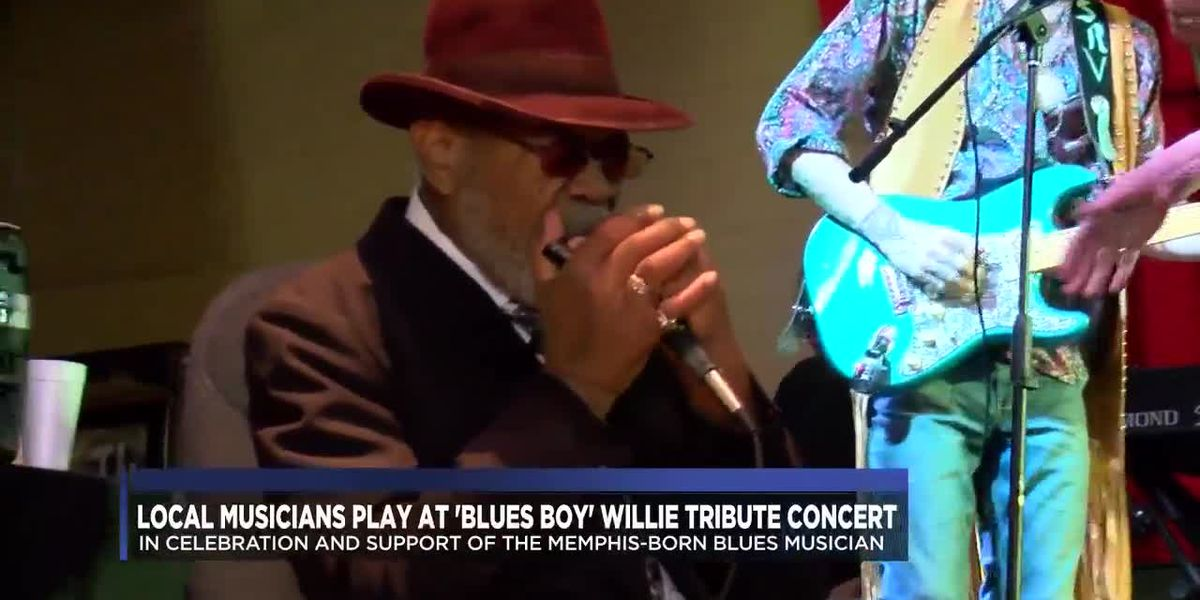 Local musicians band together to support 'Blues Boy' Willie