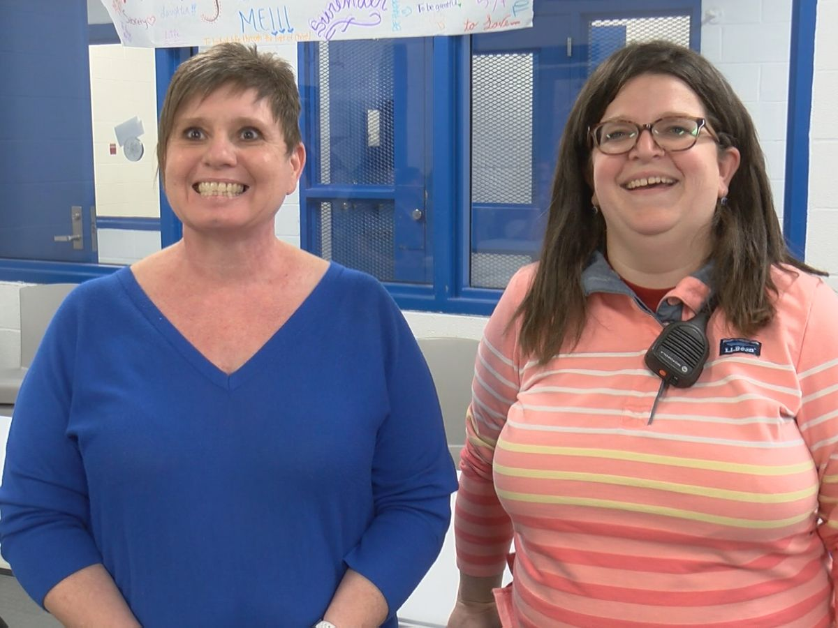 Above and Beyond: 2 women changing lives of Potter County inmates