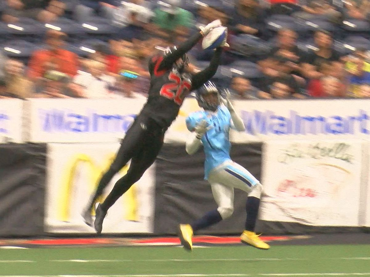 Workout, professional coaching offered at Amarillo Venom Kids Camp