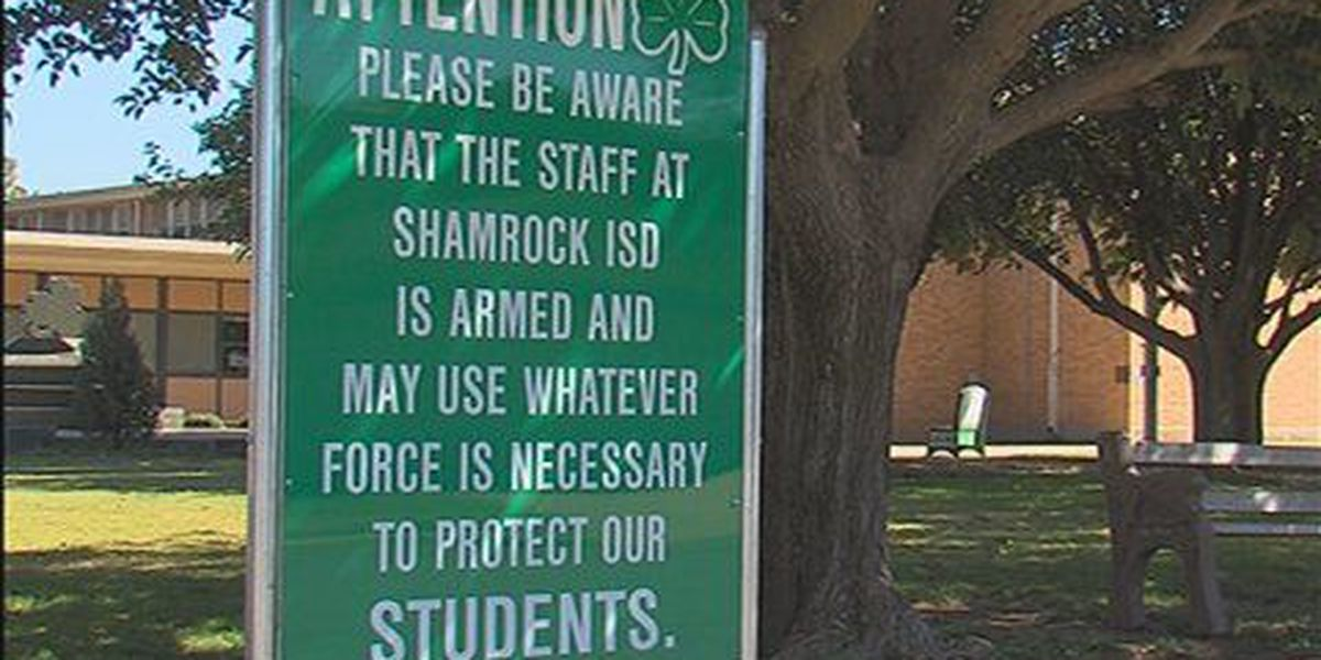 School boosts security with controversial signs