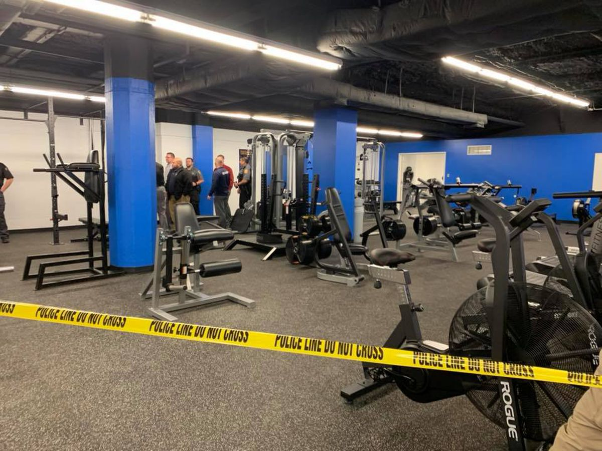 The Amarillo Police Department opens a new fitness center for all APD employees