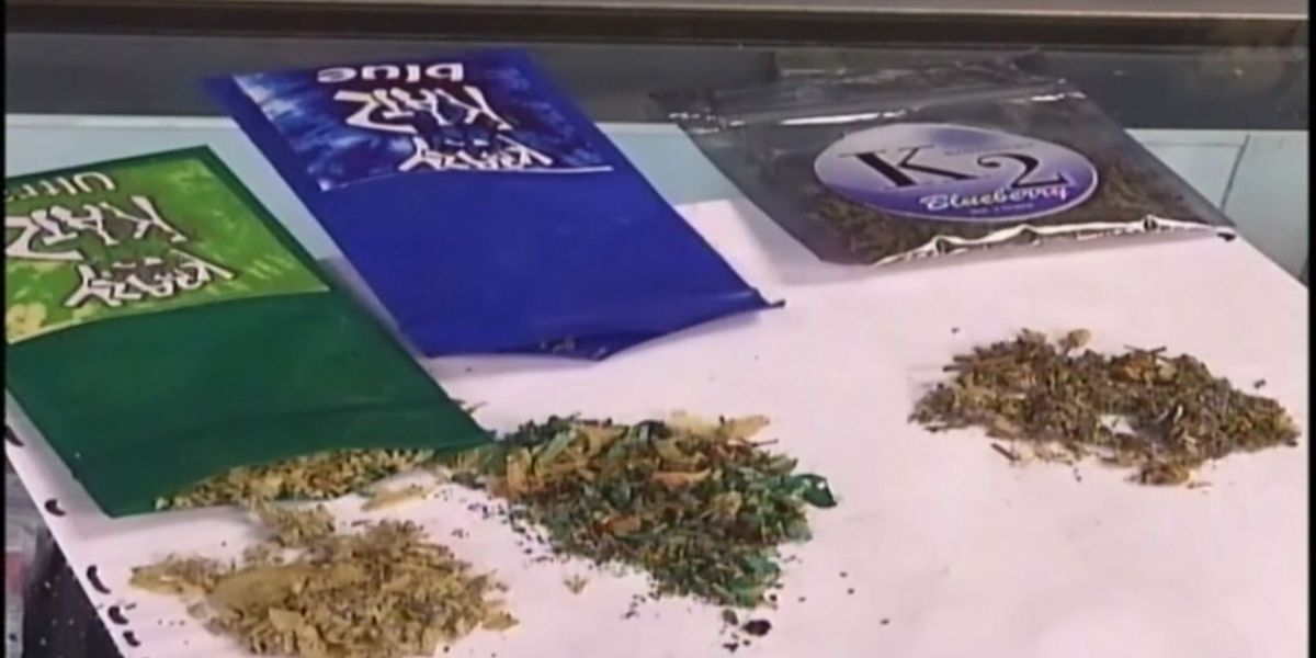 Sno-cone stand synthetic drug bust