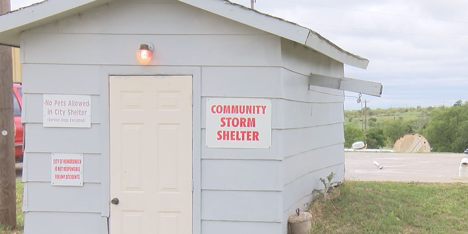 Howardwick Volunteer Fire raising funds for new department, storm shelter