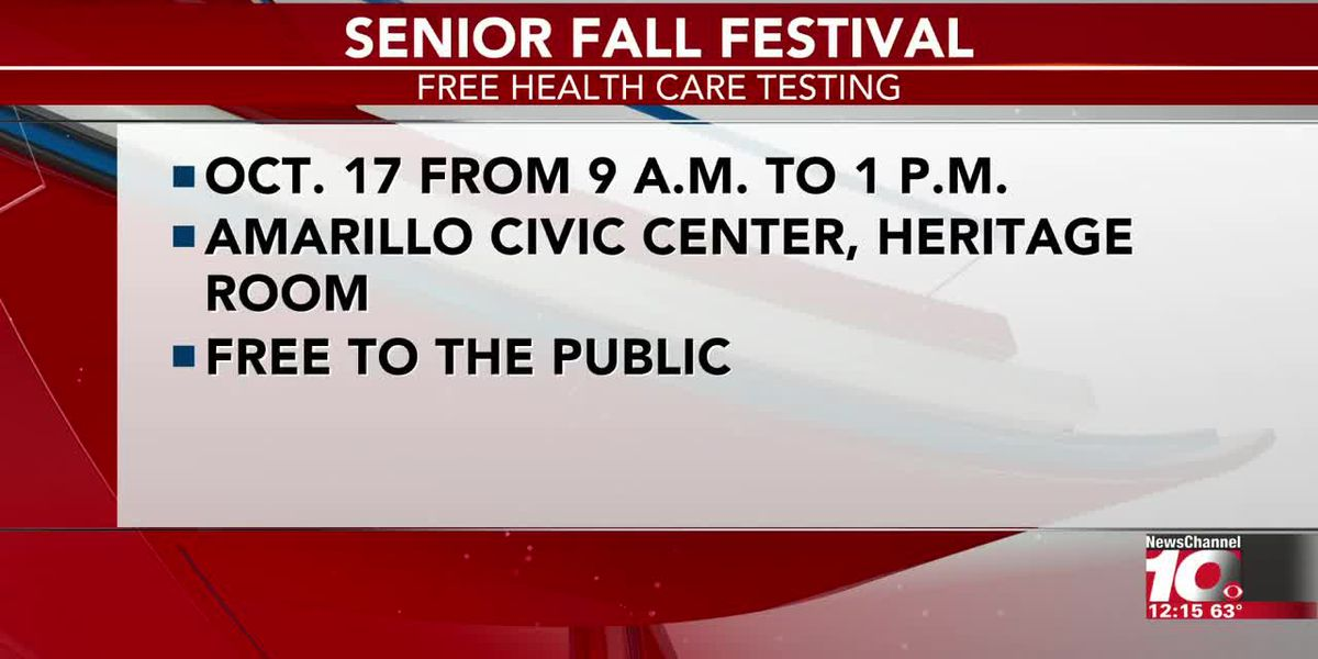 INTERVIEW: The Senior Fall Festival is set for Oct. 17