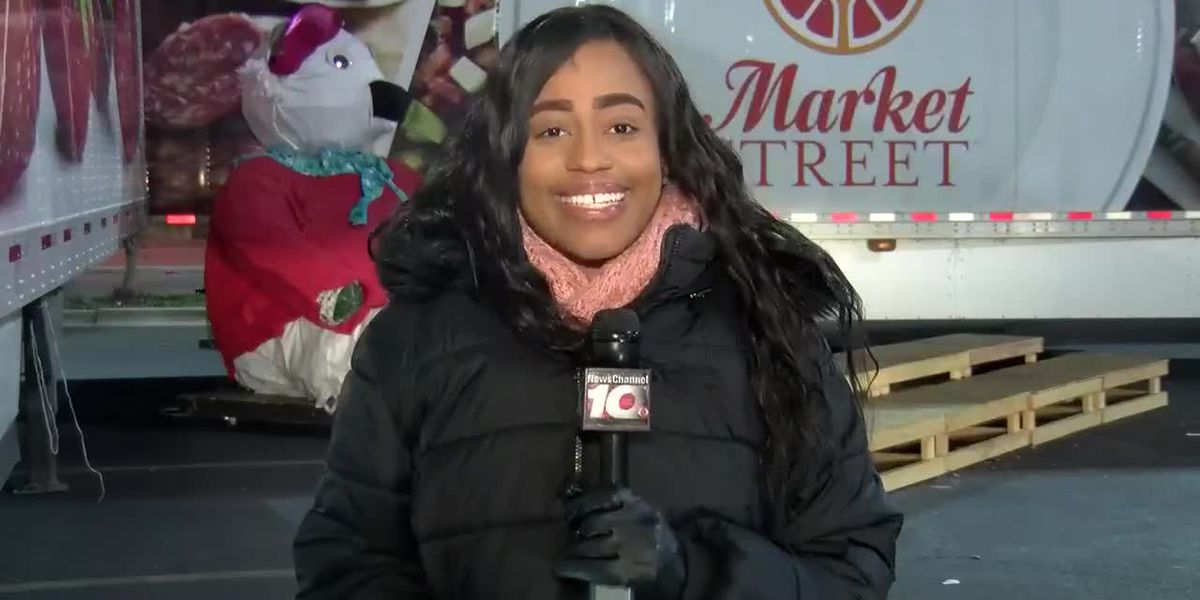Nyzah McDonald LIVE form the fourth day of the Together We Can Food Drive