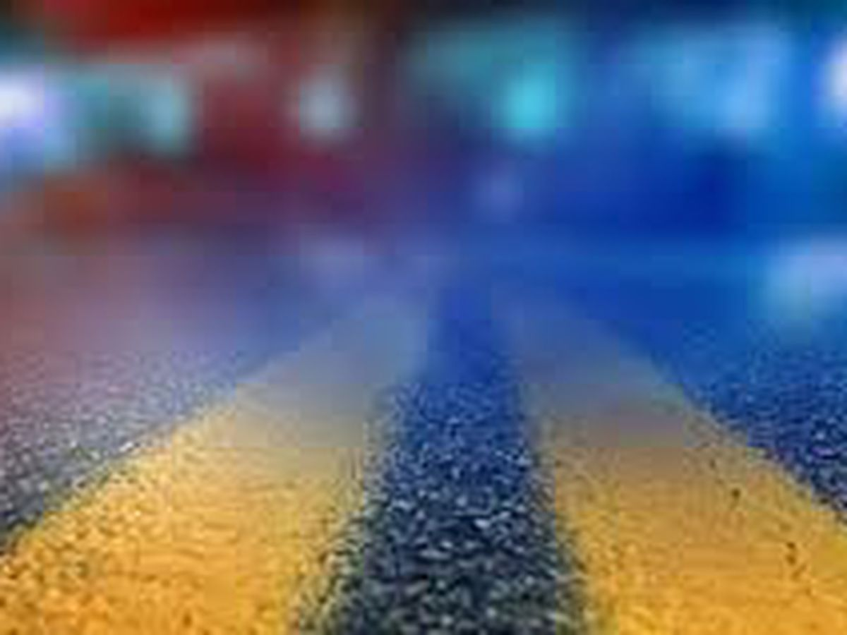 Shamrock man killed in collision, two others injured
