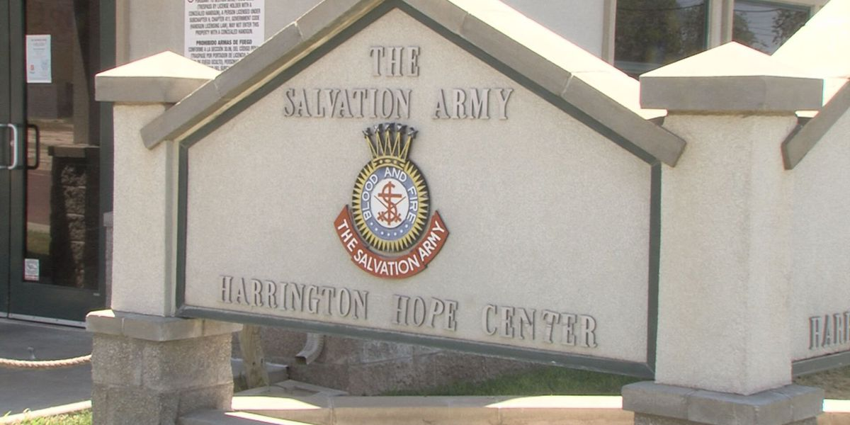 Salvation Army hosting water drive