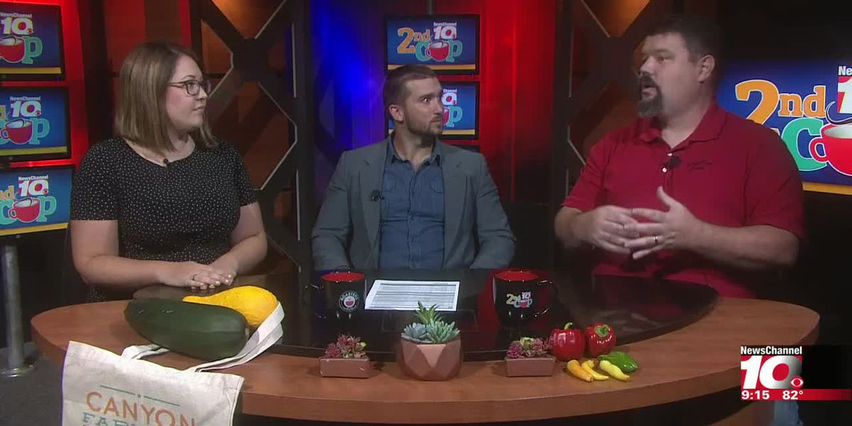 INTERVIEW: Keith Flood and Sam Lilli talk about Canyon Farmers Market
