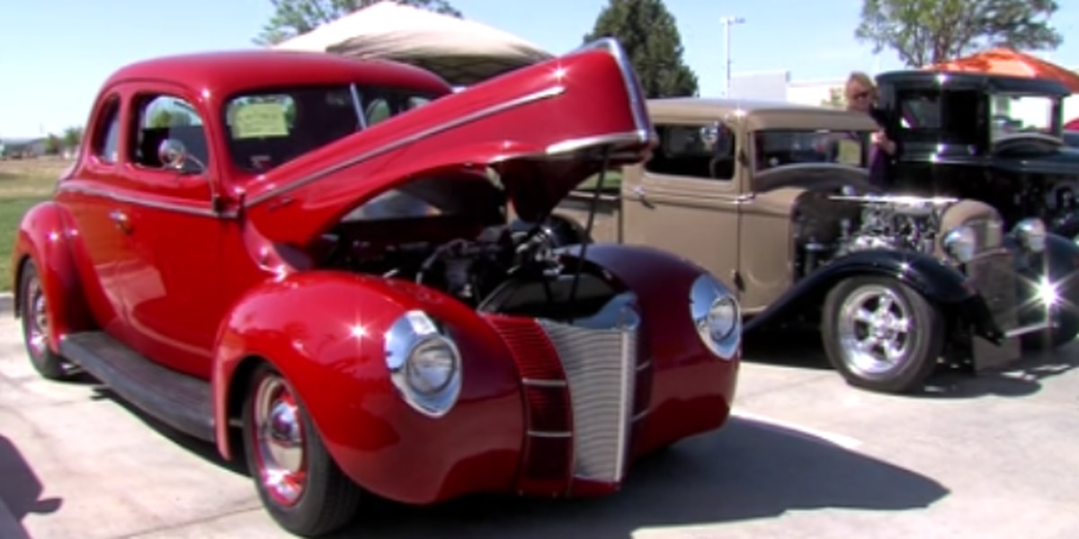 'Days of Thunder' car show benefits women and children in need