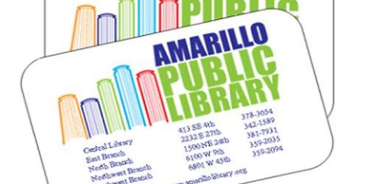 Amarillo's Public Library Southwest Branch now certified sensory inclusive