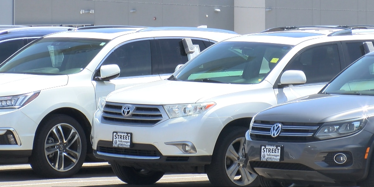 Amarillo car dealership says business now worse than 2008 recession