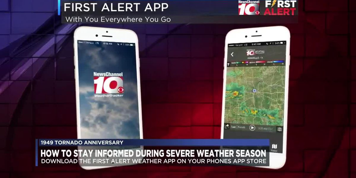 How to stay informed during severe weather season