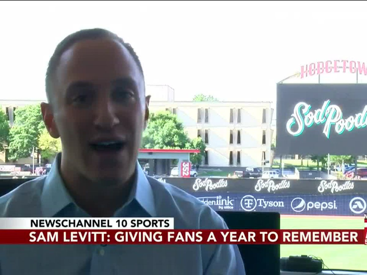 Sam Levitt: Giving Fans A Year To Remember