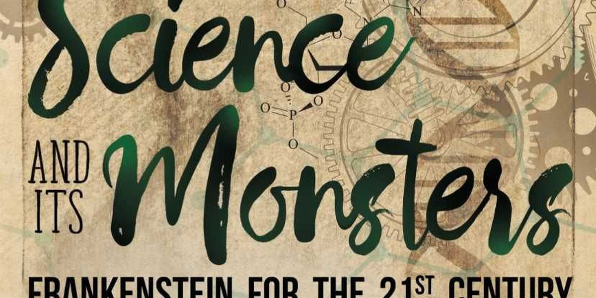 WTAMU lecturer will speak on the ethics and philosophy of 'Frankenstein'