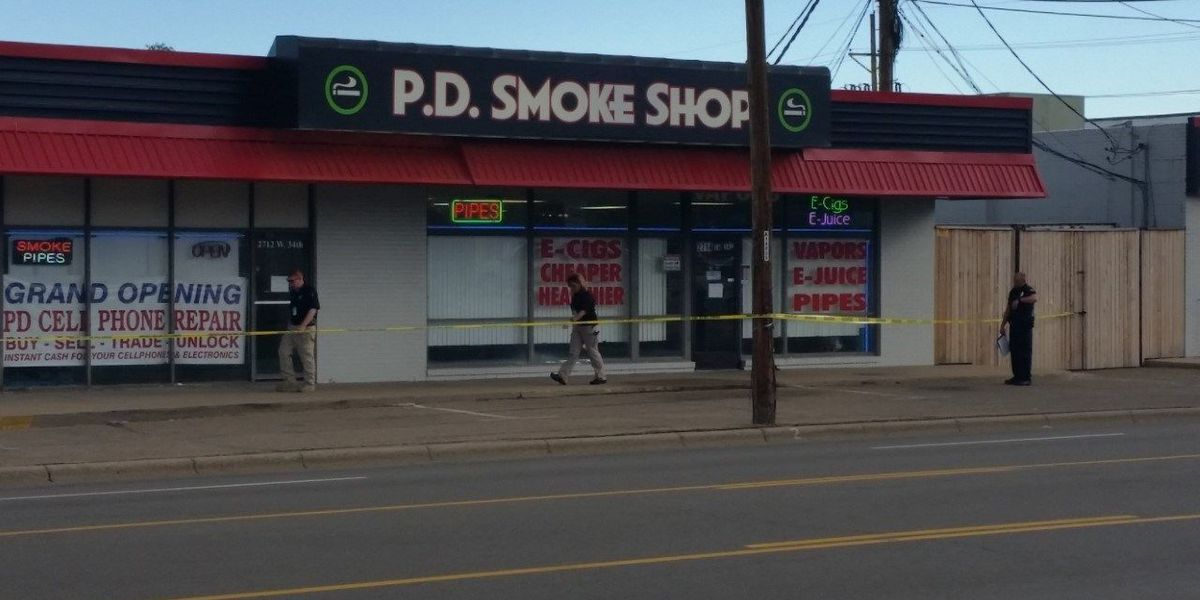 Man involved in infant PD Smoke Shop shooting charged
