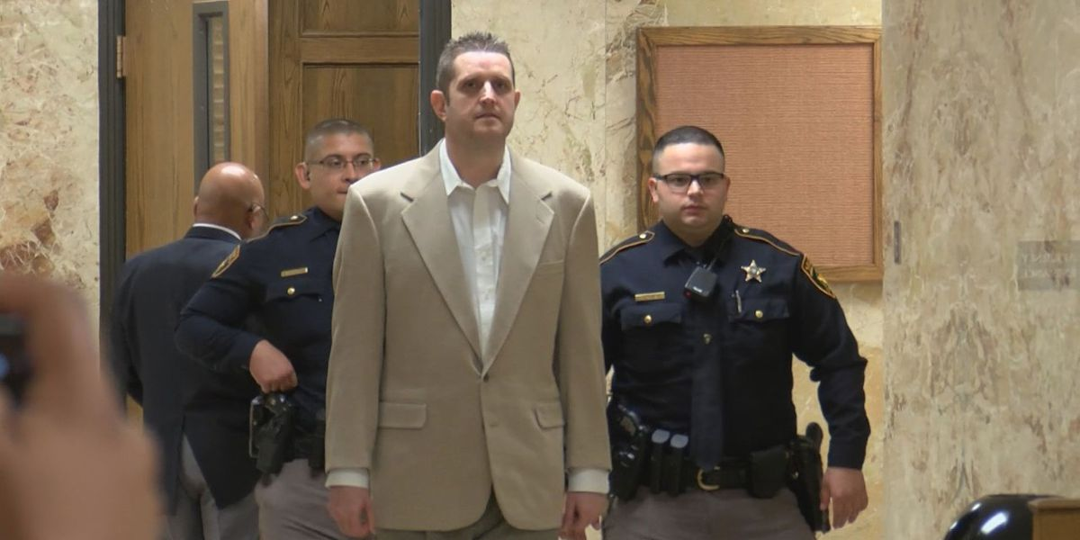 Witnesses take the stand in trial of man accused of shooting Lubbock officer
