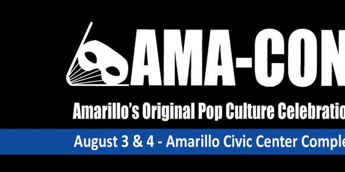Let your nerd show at AMA-CON this weekend