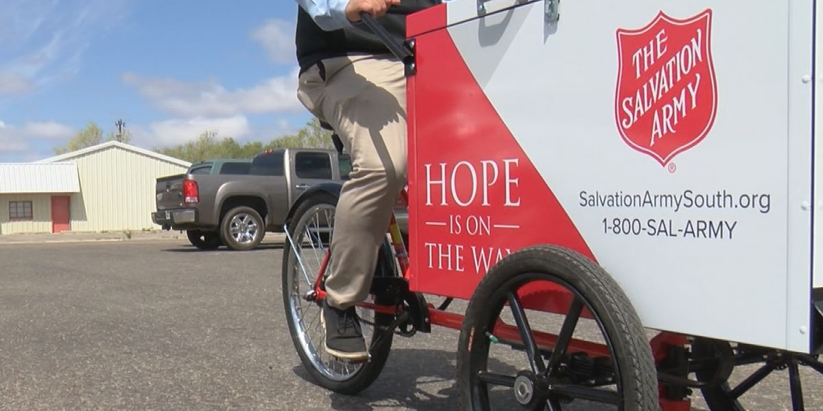 Salvation Army receives 'MASH' unit, tool for homeless community outreach