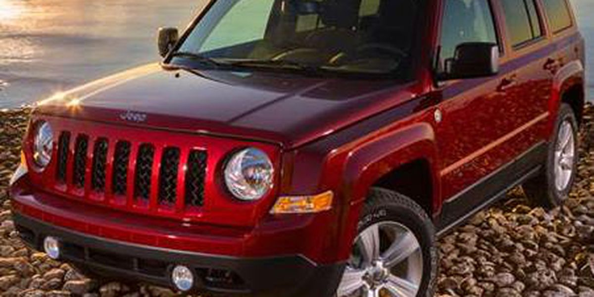 Amarillo Crime Stoppers asking for help locating stolen Jeep Patriot