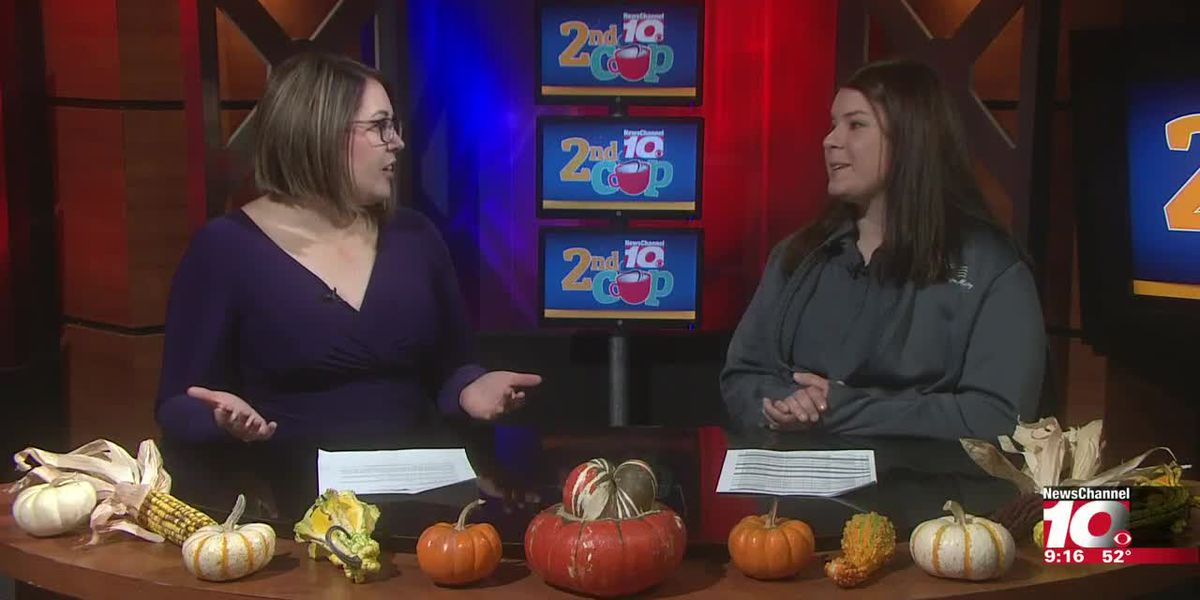 INTERVIEW: Get your early Christmas shopping done at the Christmas in October craft show