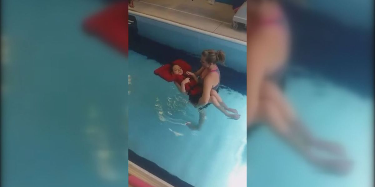 New aquatic therapy improves the lives of children with autism