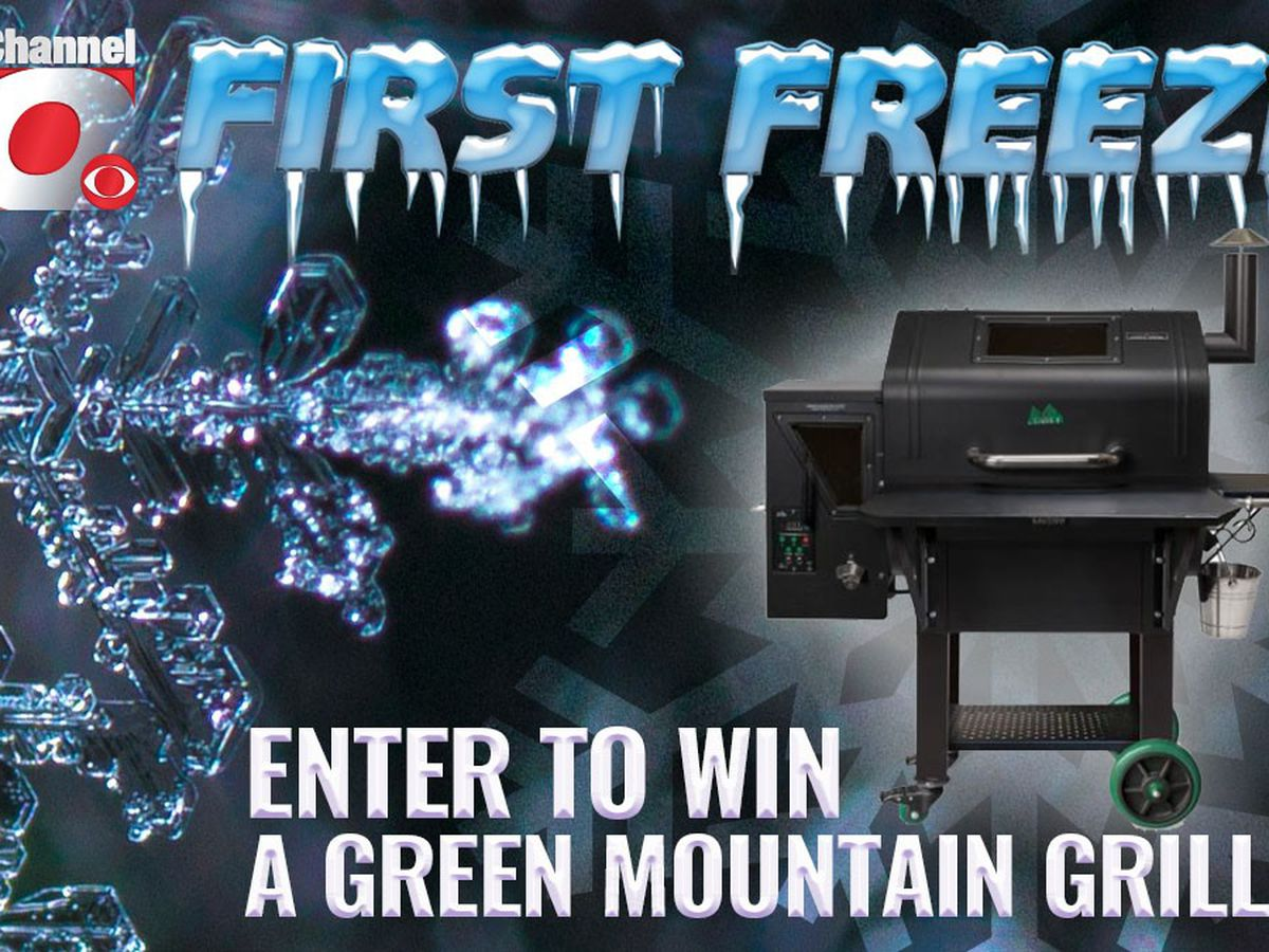 First Freeze Contest 2019
