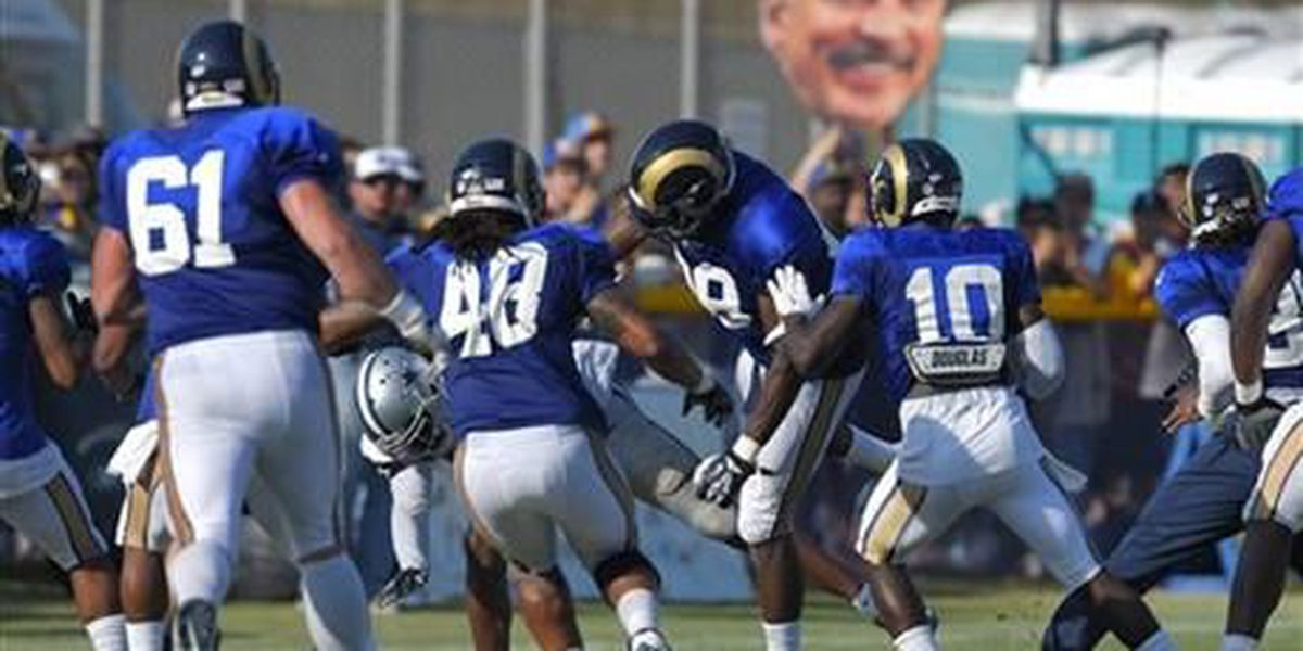 Cowboys, Rams end practice early after fights break out