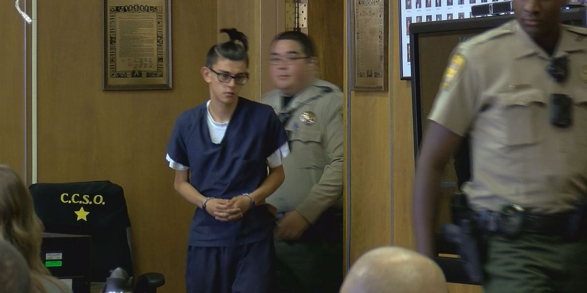 Nathaniel Jouett to be sentenced as adult for Clovis-Carver Public Library mass shooting