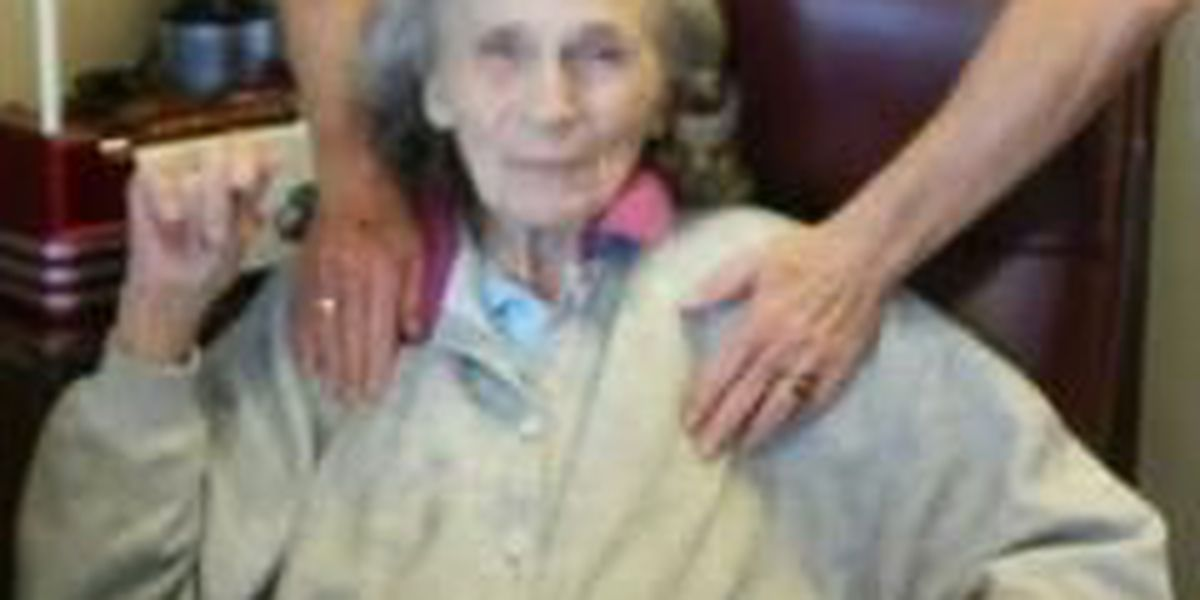 Missing elderly woman found, reunited with family