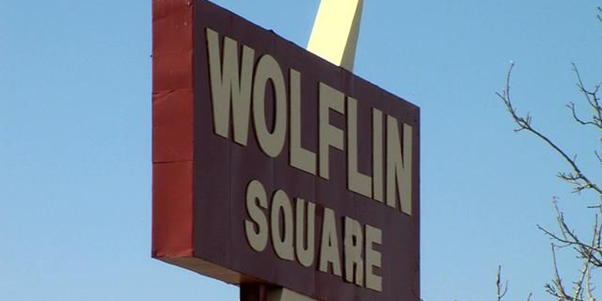 Economic impact of Wolflin Square construction project