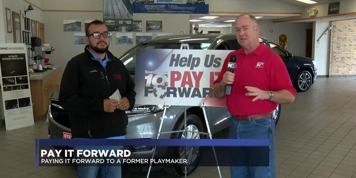 Pay it Forward in Hereford