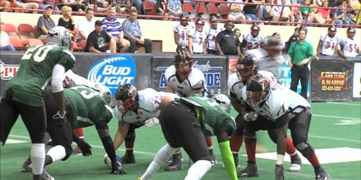 Amarillo Venom fights child abuse with Family Support Services