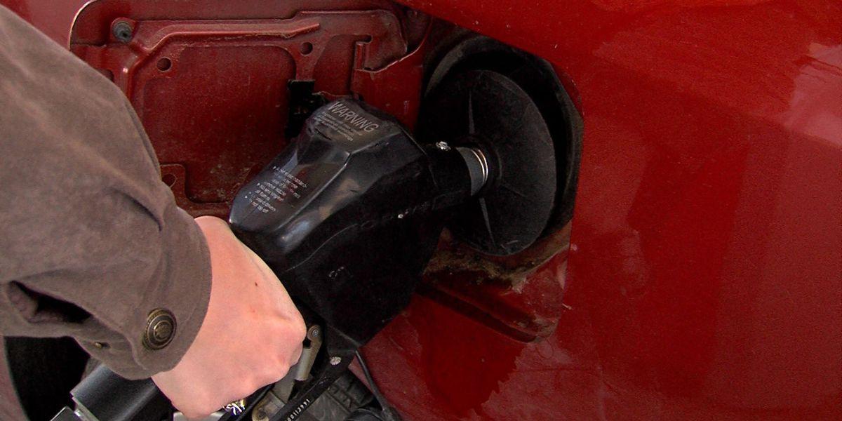 Gas prices continue to drop in Amarillo