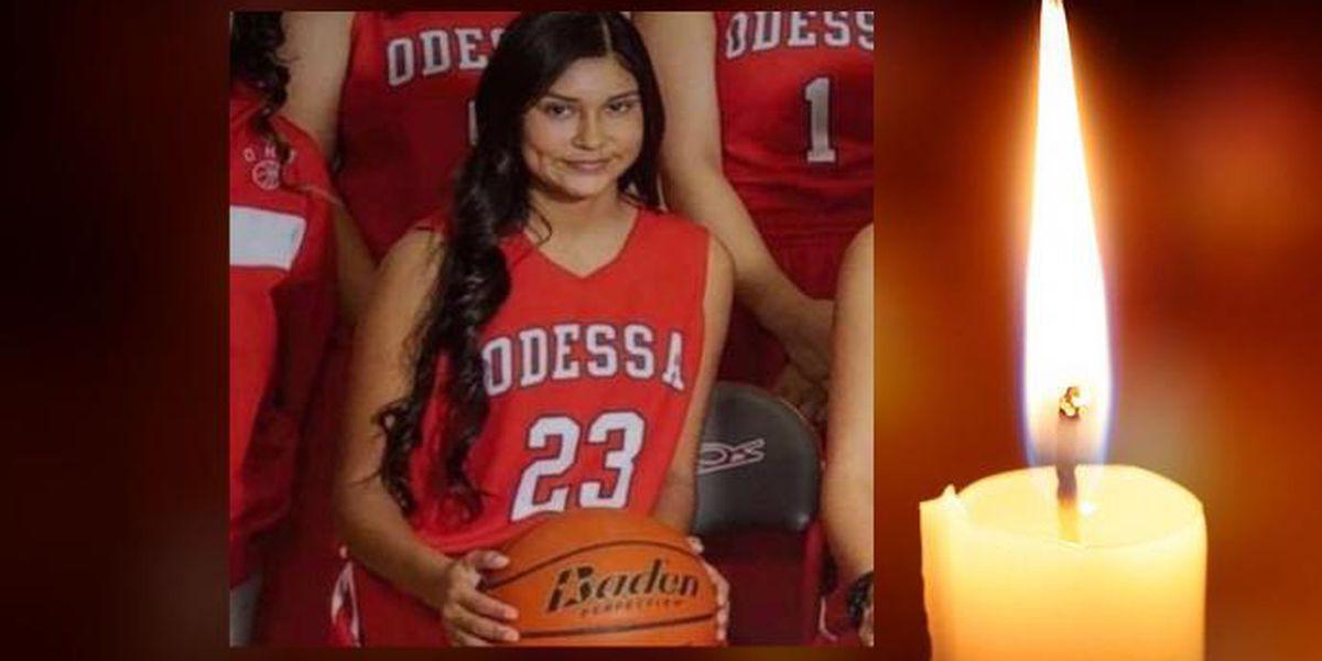Funeral arrangements set for teen killed in Odessa mass shooting