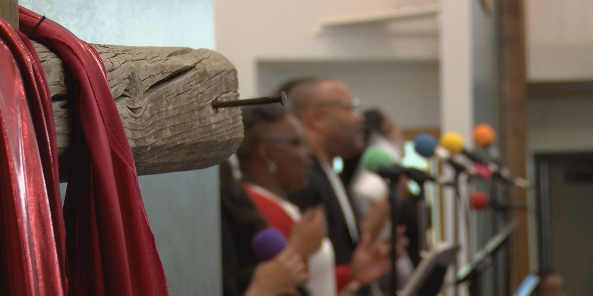 Four Amarillo churches unite for 'One in Christ' worship gathering