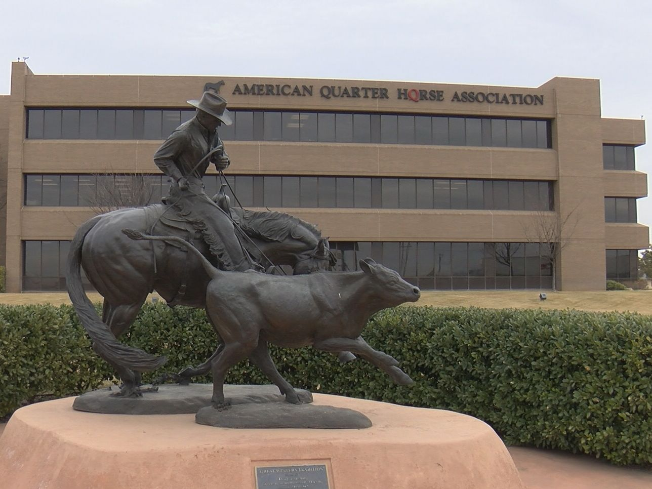 Community members concerned about impact of possible AQHA move