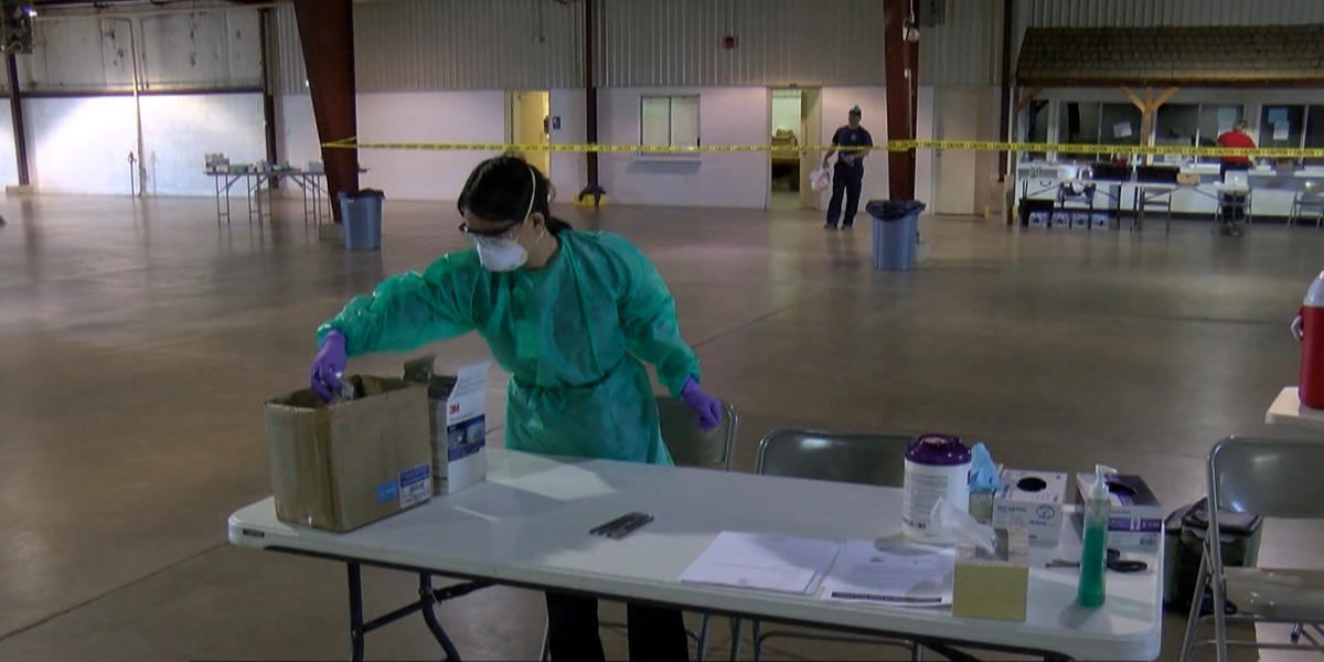A federal COVID-19 task force is being sent to Amarillo to help with the rise in cases