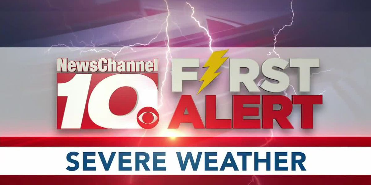 FIRST ALERT: Heavy storms expected again for Sunday