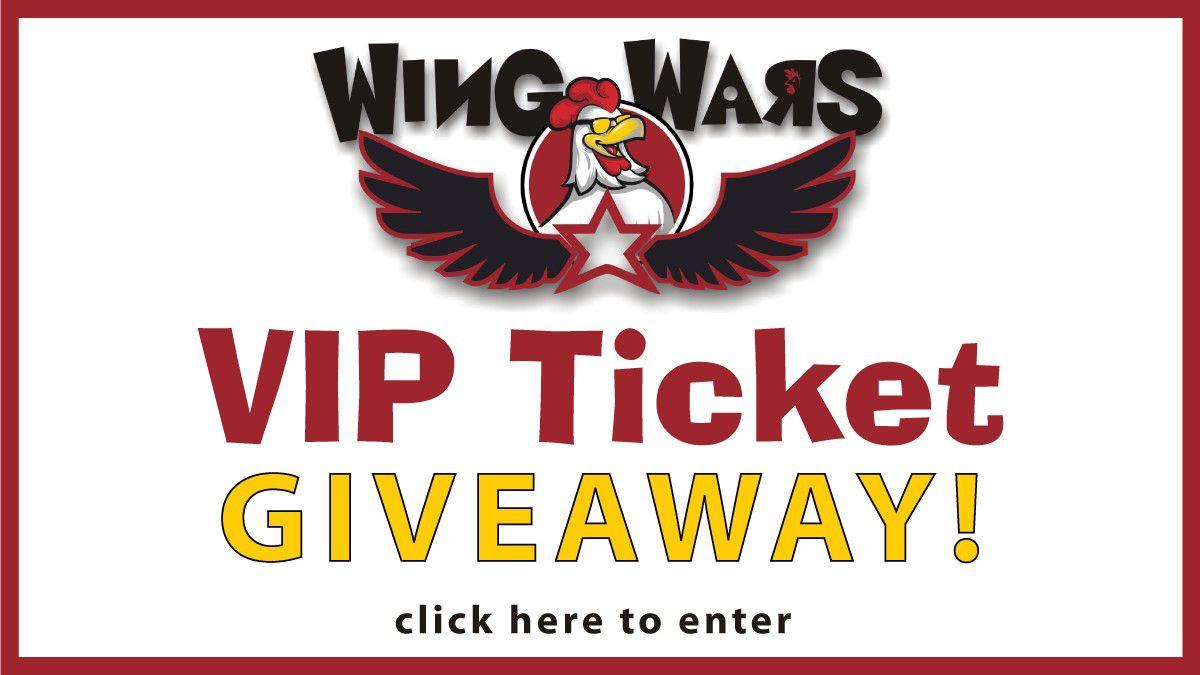 Wing Wars VIP Ticket Giveaway
