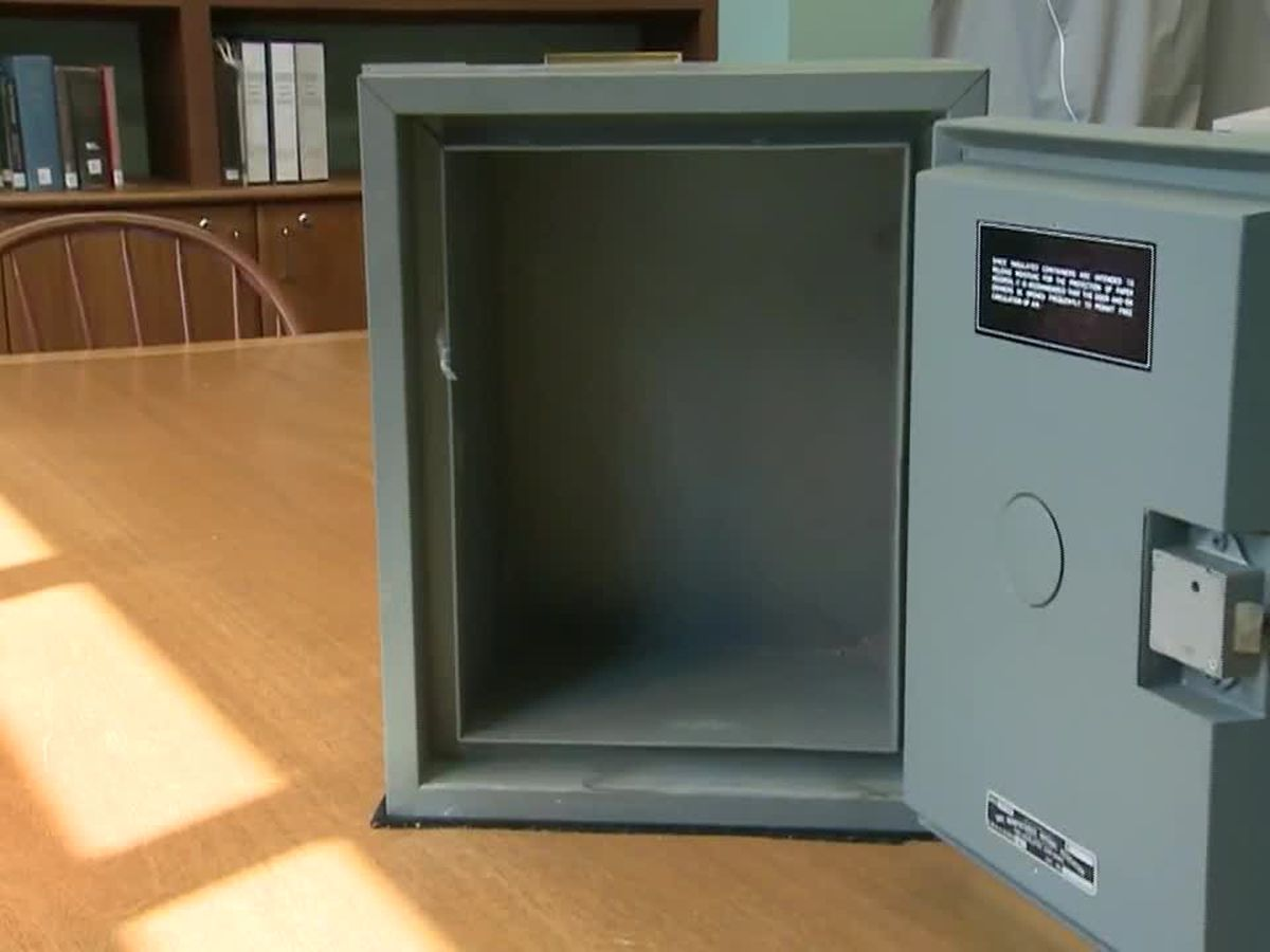 Time capsule from 50 years ago has nothing inside