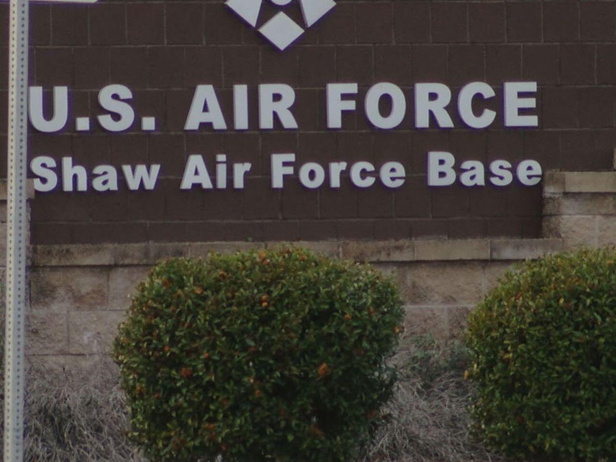 Shaw AFB officials: Pilot dead following F-16 aircraft crash on base