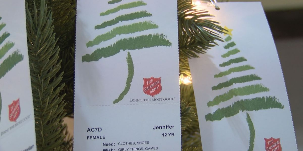 Several programs spreading holiday cheer to children in need this Christmas