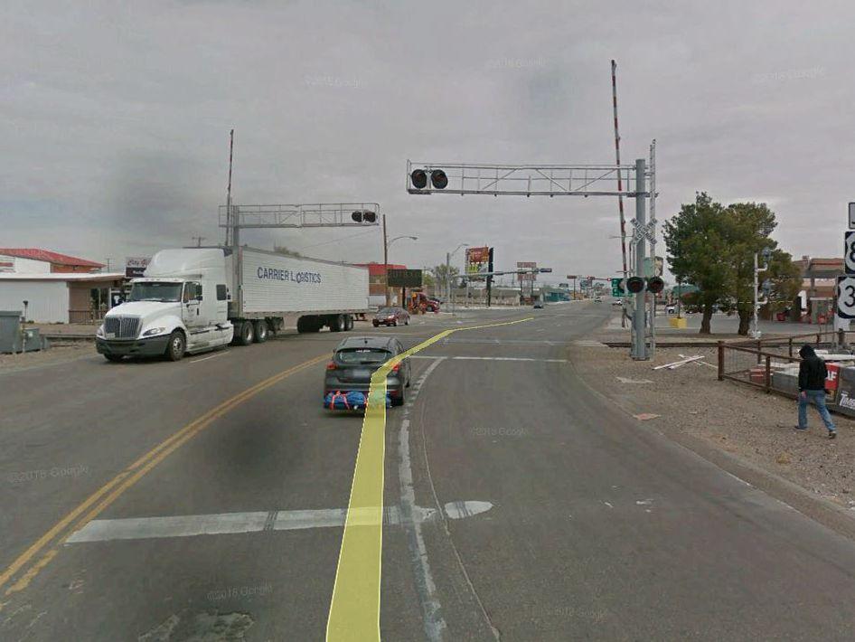 Dalhart railroad crossing at U.S. 54 to close for improvements