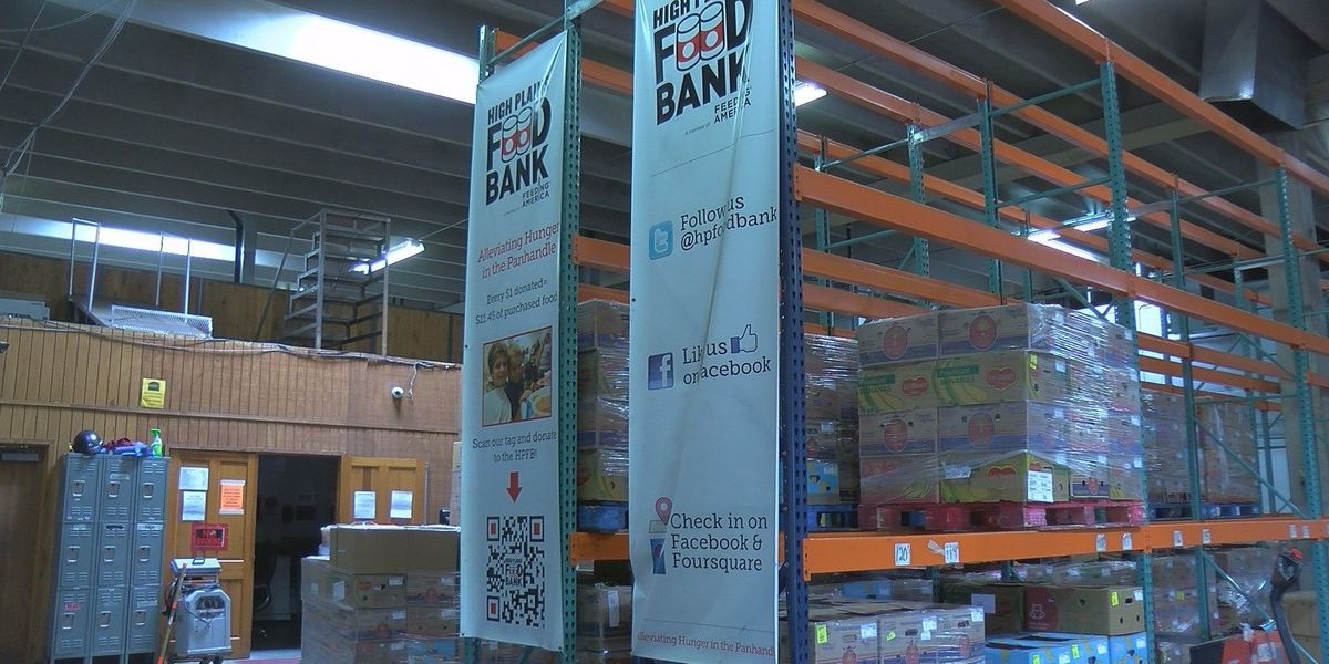 Food bank's senior food program to continue in Borger after high turnout at trial event