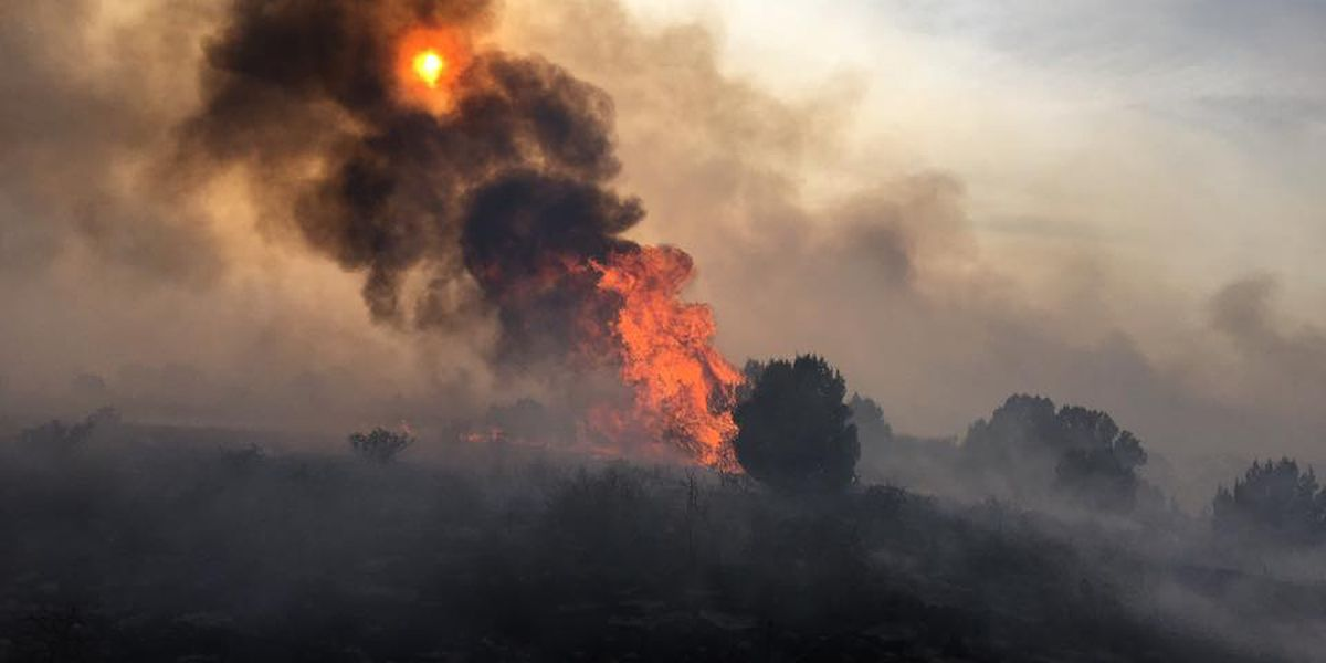 Stateline fire over 28,000 acres, 90 percent contained