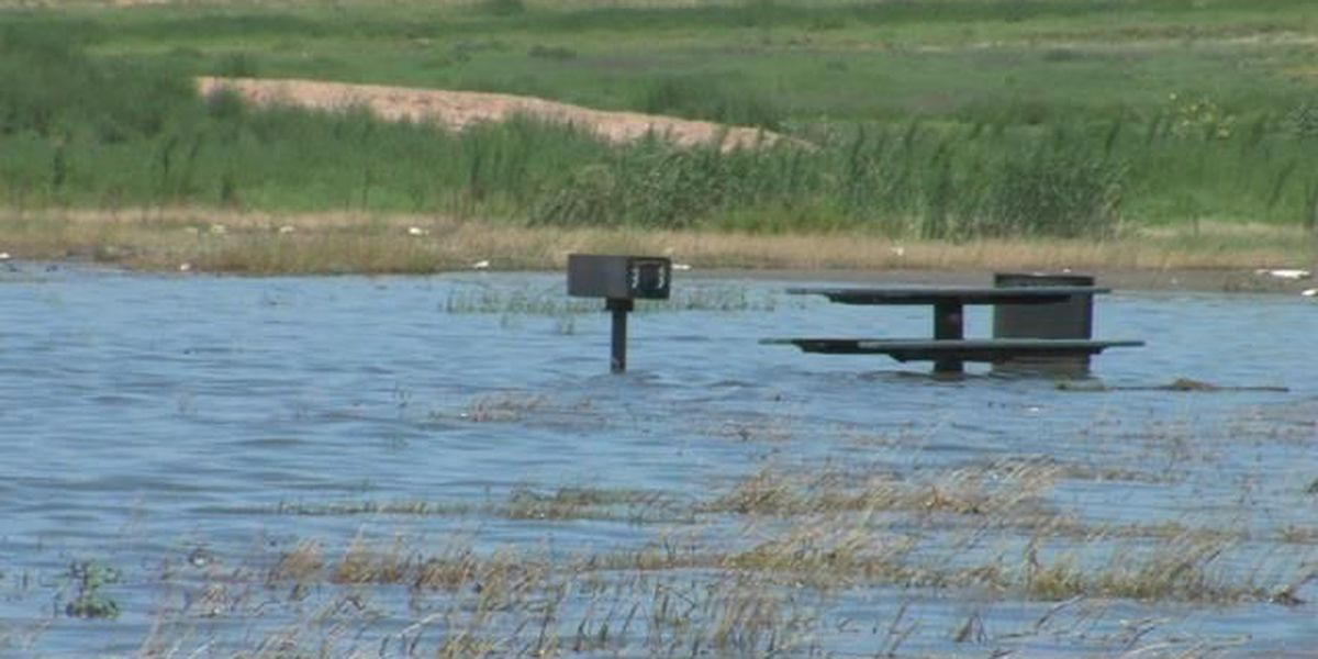 City of Amarillo to step in and pump overflown playa lake